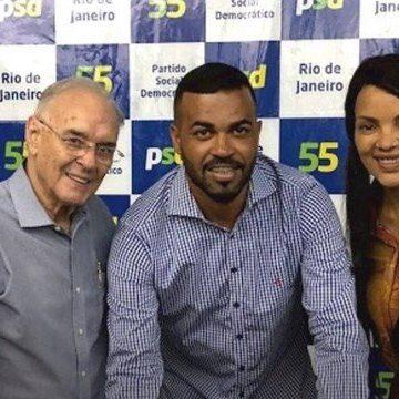 Motorista de Flordelis é lançado pré-candidato a vereador por São Gonçalo