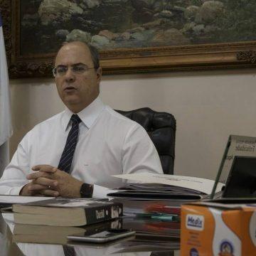 Coronavírus: 'Temos que estar preparados para uma crise de seis meses', diz Witzel