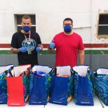 Coronavírus: Fluminense faz doação de 443 cestas básicas para funcionários durante pandemia