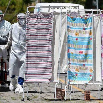 Brasil é o 2º país em novos casos e 3º em novas mortes por covid-19