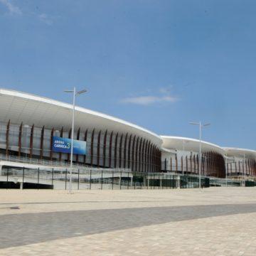 Parque Olímpico pode virar hospital durante a pandemia do coronavírus