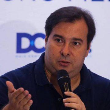 Campanha virtual contra Rodrigo Maia fica entre os assuntos principais do Twitter