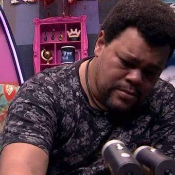 Babu chora no confessionário: 'Vou sentir muita falta de você'