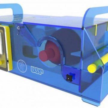 Fabricado em duas horas e 15 vezes mais barato, respirador é aprovado em teste com humanos