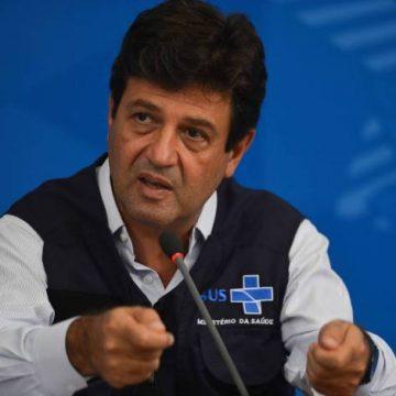 Mandetta fala em esforço com a China para que Brasil receba equipamentos de saúde