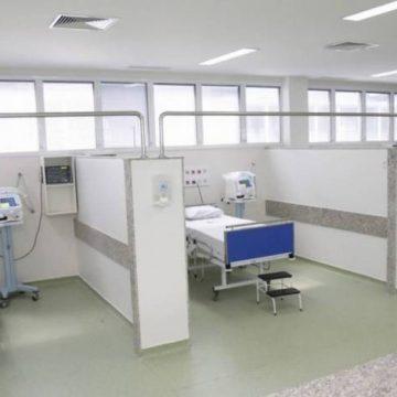 Estado inaugura primeiro hospital de campanha no Leblon