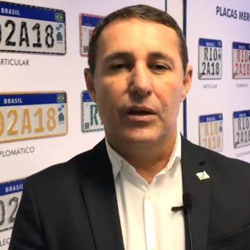 Presidente do Detran-RJ é exonerado e vice assume o cargo