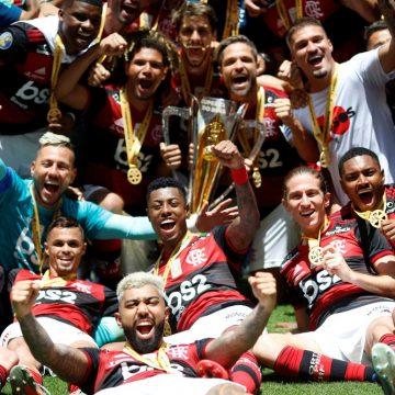 Dá saudade? Há 30 dias sem jogar, Flamengo de 2020 levanta taças e tem melhor desempenho do Brasil