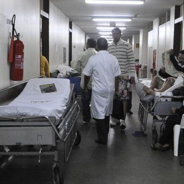 Sistema de saúde do RJ está próximo do colapso, afirma MP