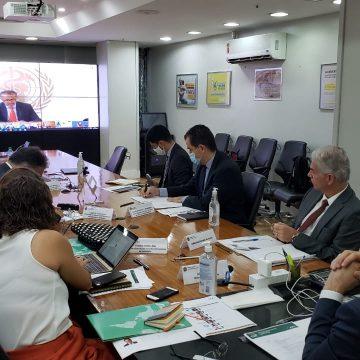 Em reunião do G20, Teich diz que sistema de saúde não será o mesmo após COVID-19