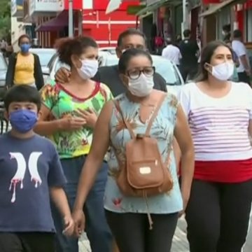 Decreto que obriga uso de máscaras no Rio de Janeiro começa a valer nesta quinta