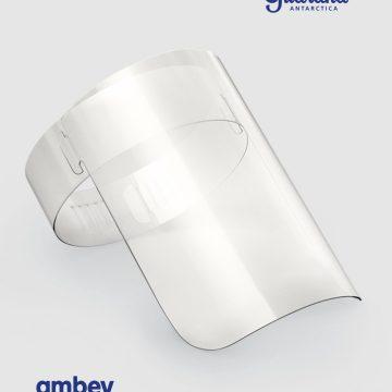 COVID-19: Ambev vai fabricar e doar 3 milhões de máscaras de proteção facial para profissionais de saúde do Brasil