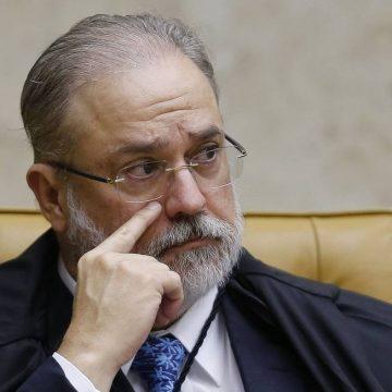 Aras diz ao STF que competência para definir políticas de isolamento é do governo federal