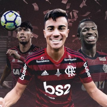 Craque o Flamengo faz em casa: veja seleção do século XXI com jogadores revelados no clube