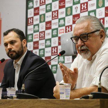 Em meio à pandemia, Fluminense propõe redução de salários em até 25% e busca acordo com jogadores