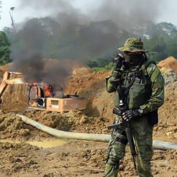 Governo exonera chefes de fiscalização do Ibama após operações contra garimpeiros