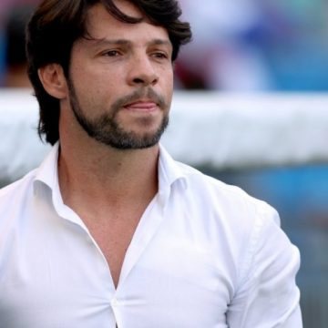 Lembra dele? Preto Casagrande não esquece golaço no Flamengo e vê todos os jogos do Fluminense