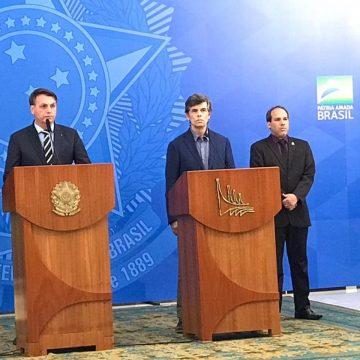 Bolsonaro anuncia Nelson Teich como novo ministro da Saúde