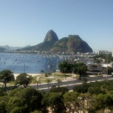 Chuva só deve voltar ao Rio no início de maio