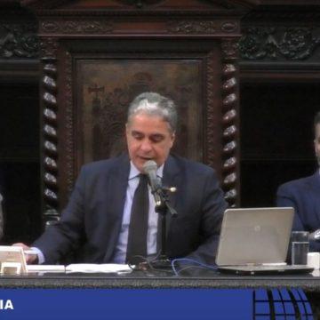 Presidente da Alerj diz que não tem mais sintoma de coronavírus e fará teste para saber se está curado