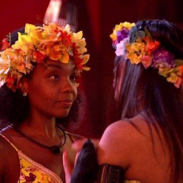 Thelma e Ivy discutem em festa do 'BBB'