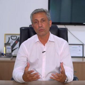 Apesar dos atrasos do Vasco com o elenco em 2020, Campello não crê em rescisões unilaterais; CT e balanço são discutidos