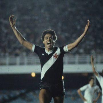 Roberto Dinamite, 66 anos; respeito eterno à vocação do gol