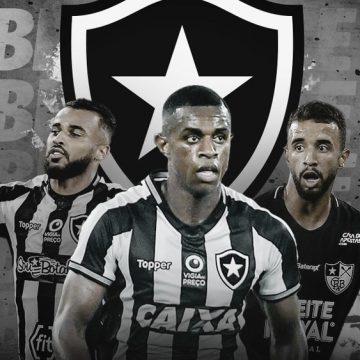 Sobe e desce do Botafogo: quem foi bem e quem foi mal no início de temporada