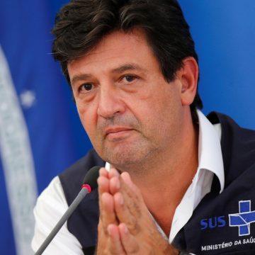 'Ameaça não dá', desabafa Mandetta em telefonemas a ministros