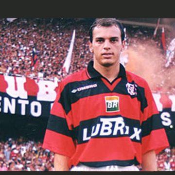 Há 20 anos, torcida do Flamengo pediu Maurinho na Seleção... Mas era 1º de abril