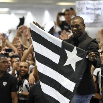 Contratações da década: cinco reforços que marcaram o Botafogo desde 2011