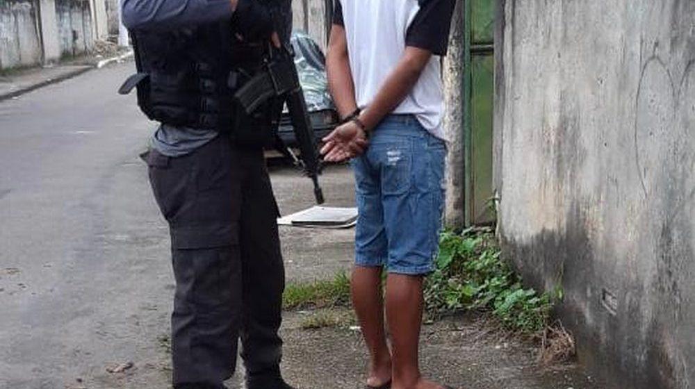Suspeito de participar de roubo seguido de morte é preso em Duque de Caxias, RJ