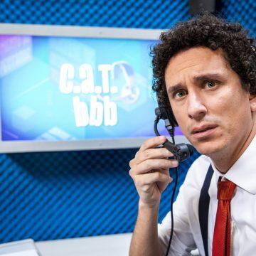 """Meu Jogo Inesquecível: Rafael Portugal lembra estreia no estádio e cria o seu """"BBB do Fluminense"""""""