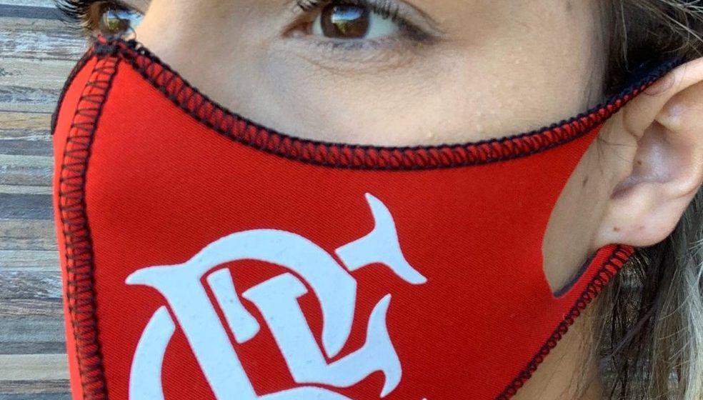 Sucesso de venda e mídia: ação do Flamengo com máscaras vira notícia no Japão e abre mercado