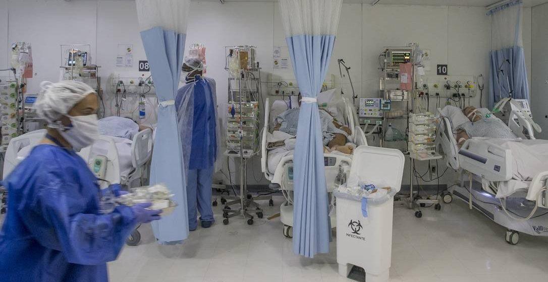 Número dois da Saúde diz que PF poderá ir a hospitais que não informarem dados de leitos de UTI