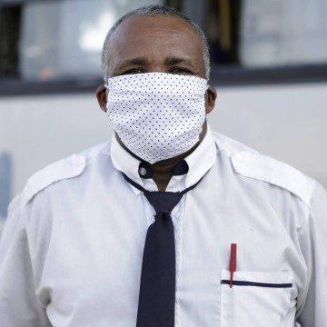 Motoristas de ônibus do Rio reclamam da falta de itens básicos de higiene no trabalho
