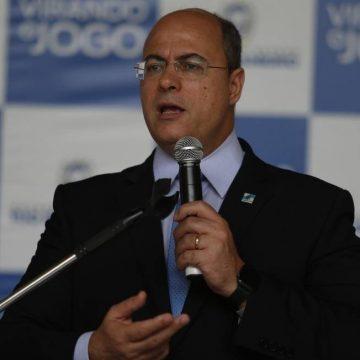 Witzel quer legislação mais dura para que cariocas fiquem em casa