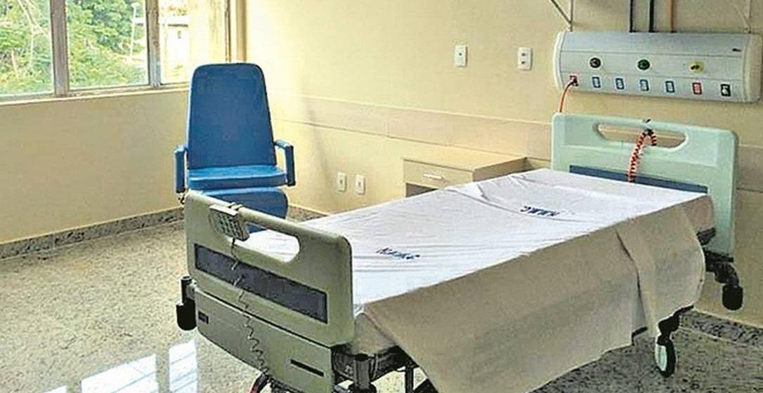 Coronavírus: Apesar do colapso da saúde, município do Rio tem 1.840 leitos públicos fechados