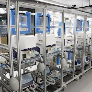 Mandetta anuncia compra de 6,5 mil respiradores de empresa brasileira em 90 dias