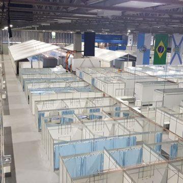 Justiça dá prazo de 20 dias para que todos os hospitais de campanha do RJ estejam em funcionamento