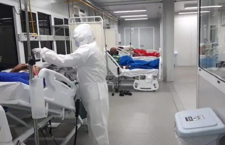 Secretaria de Saúde de Nova Iguaçú amplia estrutura do Hospital da Posse para atender casos da Covid-19