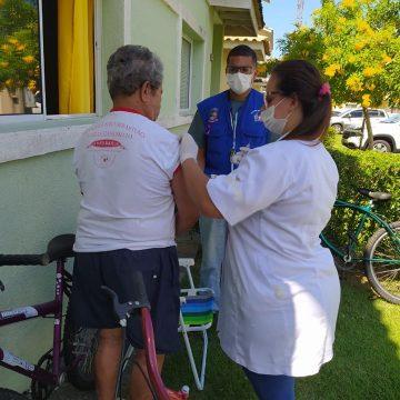 Mangaratiba bate recorde em número de pessoas imunizadas contra a Gripe (H1N1 Influenza)