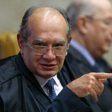 'Presidente acha que vivemos um presidencialismo imperial', diz Gilmar Mendes