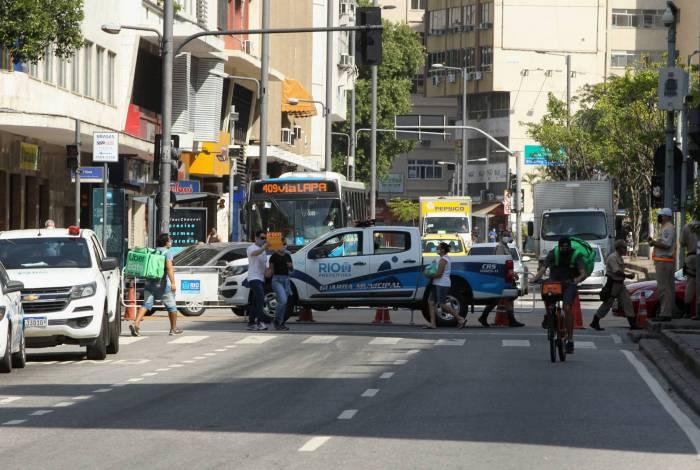 Confira treze bairros do Rio com restrição de mobilidade para enfrentamento do novo coronavírus