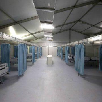 Prefeitura oferece transporte gratuito para profissionais de saúde do Hospital de campanha do Riocentro