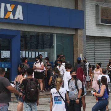 Justiça Federal do Rio determina que Caixa pague o auxílio emergencial em até cinco dias