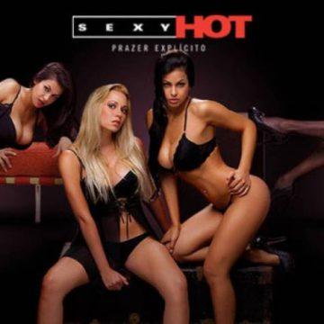 Canal de TV erótico fará lives no seu site com estrelas pornô.