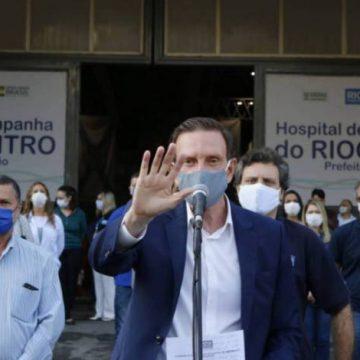 Coronavírus: Hospital de campanha do Riocentro é inaugurado