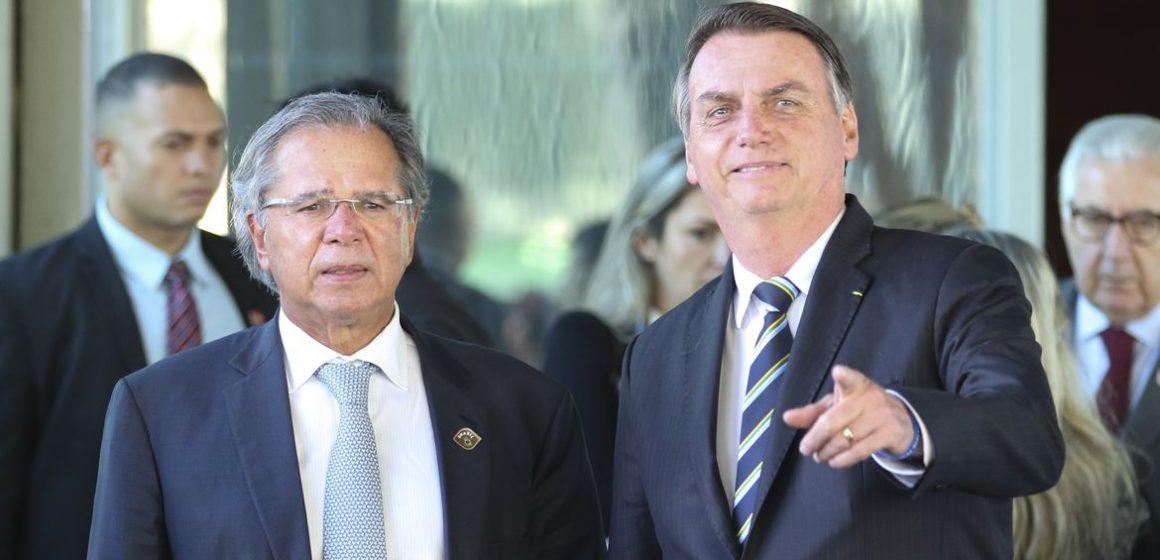 Conflito entre Bolsonaro e Guedes está cada vez mais claro, diz Maia