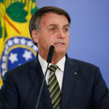 Bolsonaro responde a governadores: quem não concordar, pode entrar na Justiça